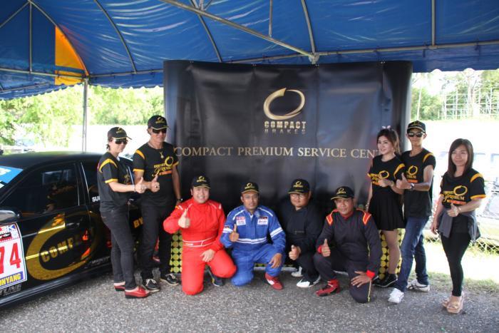 (NEWS) คอมแพ็คพรีเมี่ยมส่งทีมนักแข่งตะลุยศึก Toyo 3K Racing Car Thailand 2016